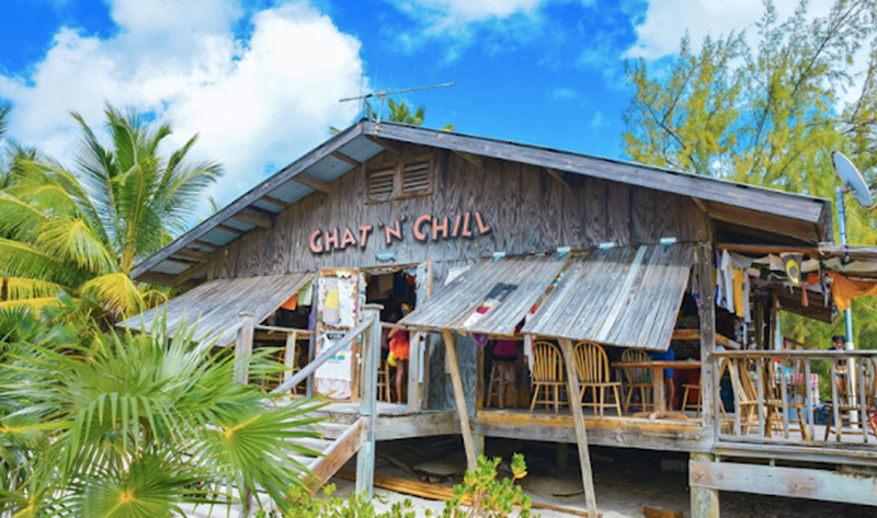 Chat N Chill Beach Bar Grill